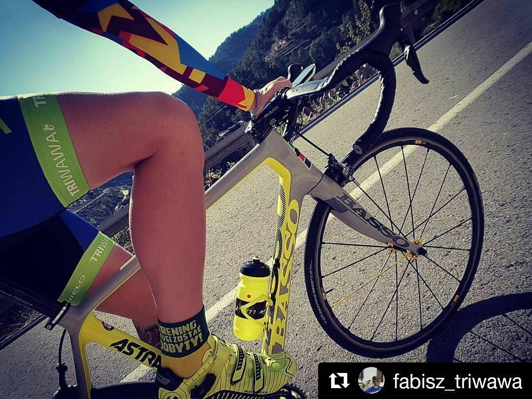 Repost Fabisz Triwawa Prosto Z Calpe Skarpetki Tmzo Rasta Spirit Triwawa Triw Triathlete Triathlon Rasta