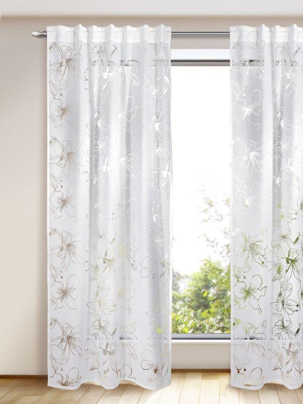 dekoausbrennerschal mit verd schlaufen matti gardinen vorh nge dekoschals pinterest. Black Bedroom Furniture Sets. Home Design Ideas
