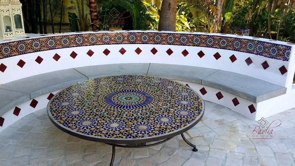 Outdoor Decorative Tiles Moroccan Tile Patio Design Ideas  Patio Tiles And Patios