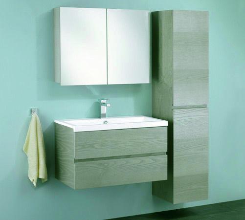 Praxis | Strakke badkamermeubelen geven je badkamer een rustige ...