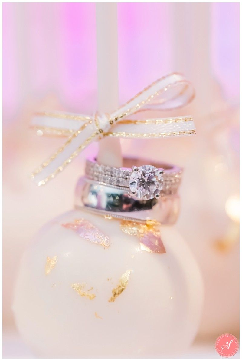 Wedding Rings on Cake Pop | Beautiful Wedding Photos in the City of ...