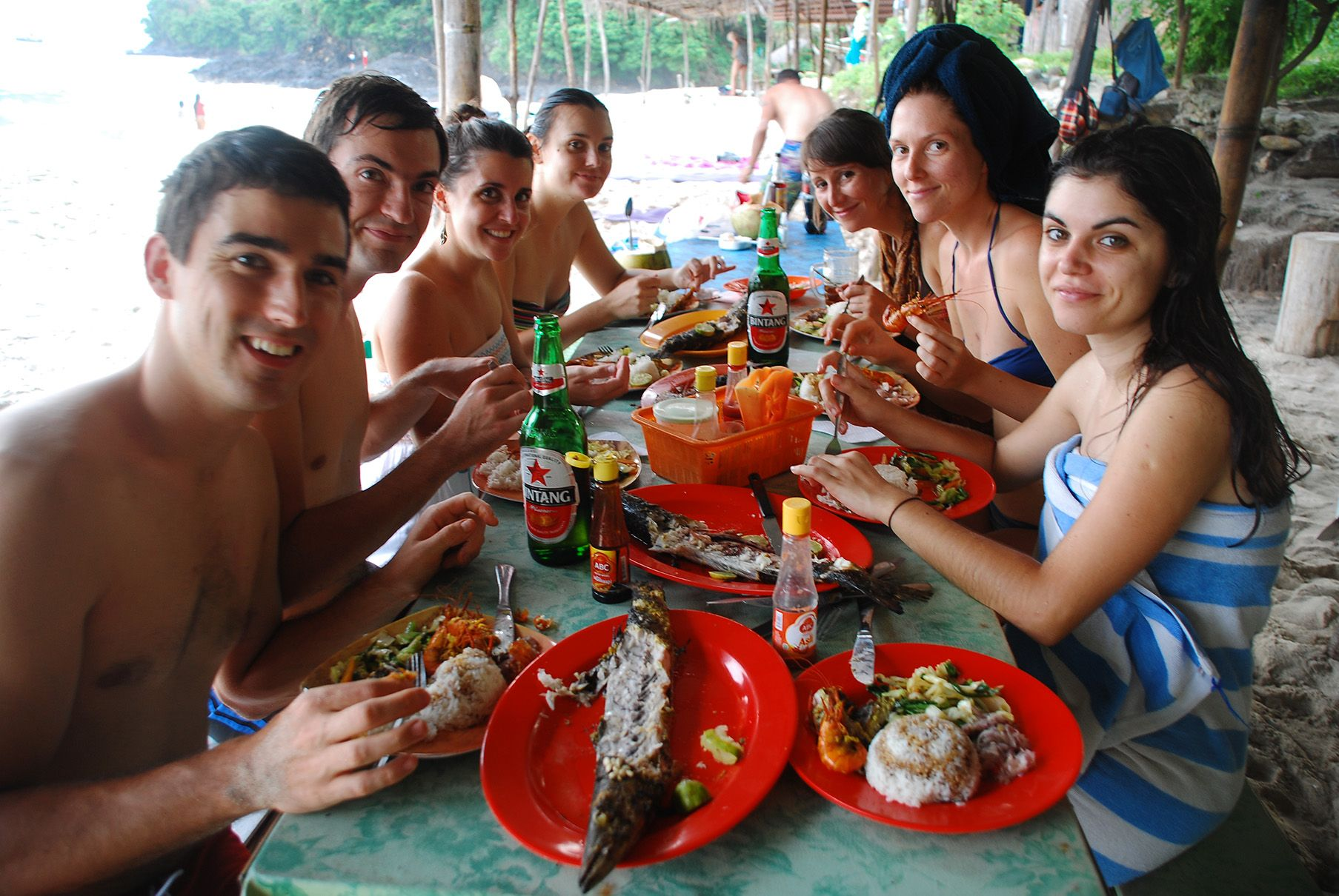 New Year S Party In Padangai Bali Bali Bali Indonesia New Years Party