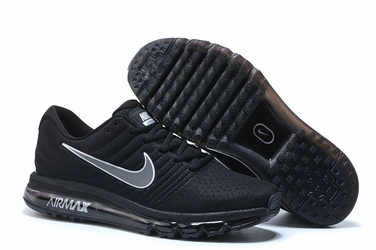 9806aa0d46f Nike Air Max 2017 Homme nouvelle basket nike air max chaussure nike air max  noir -