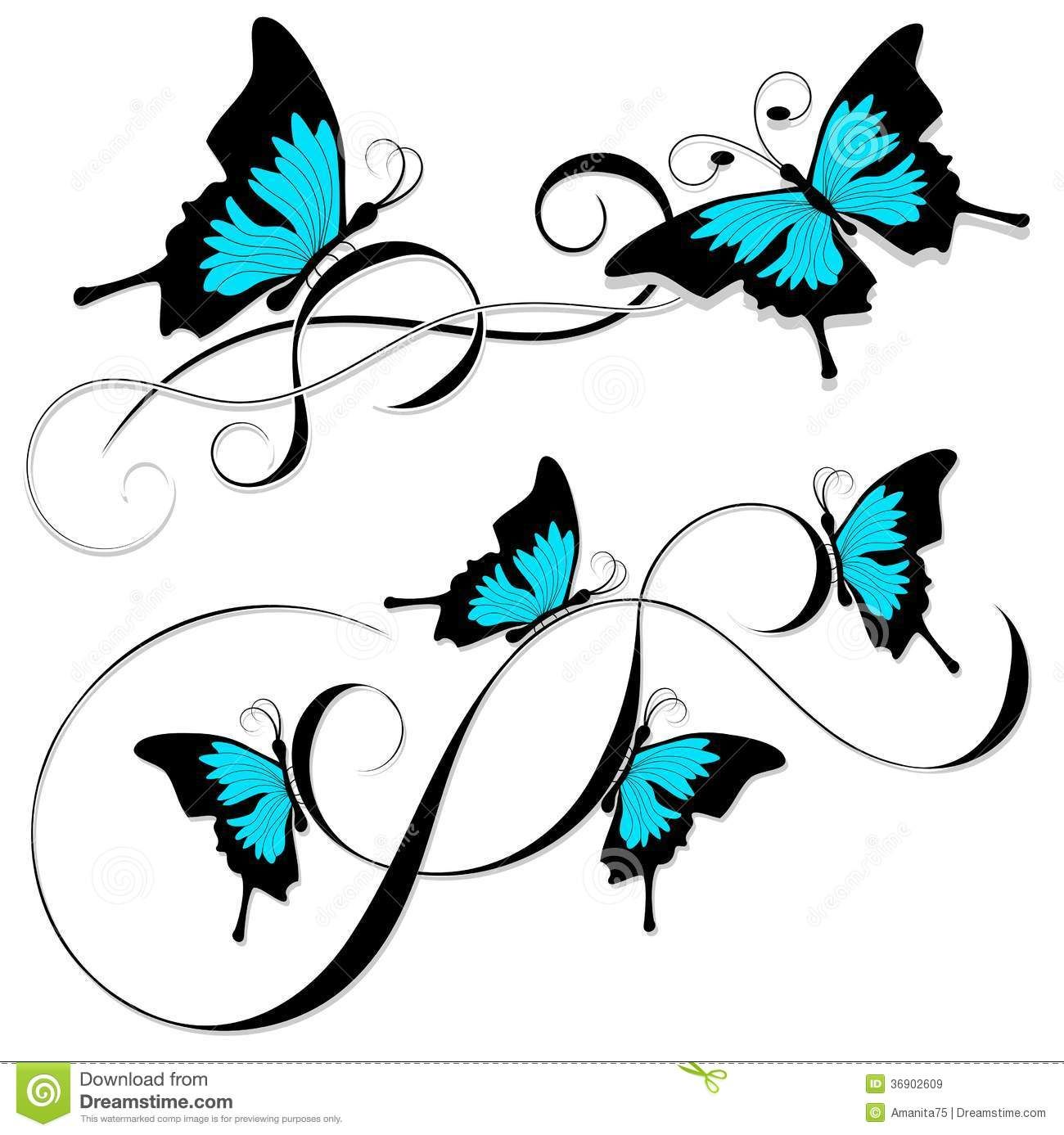 butterflies migrating tattoo images - Google Search ...