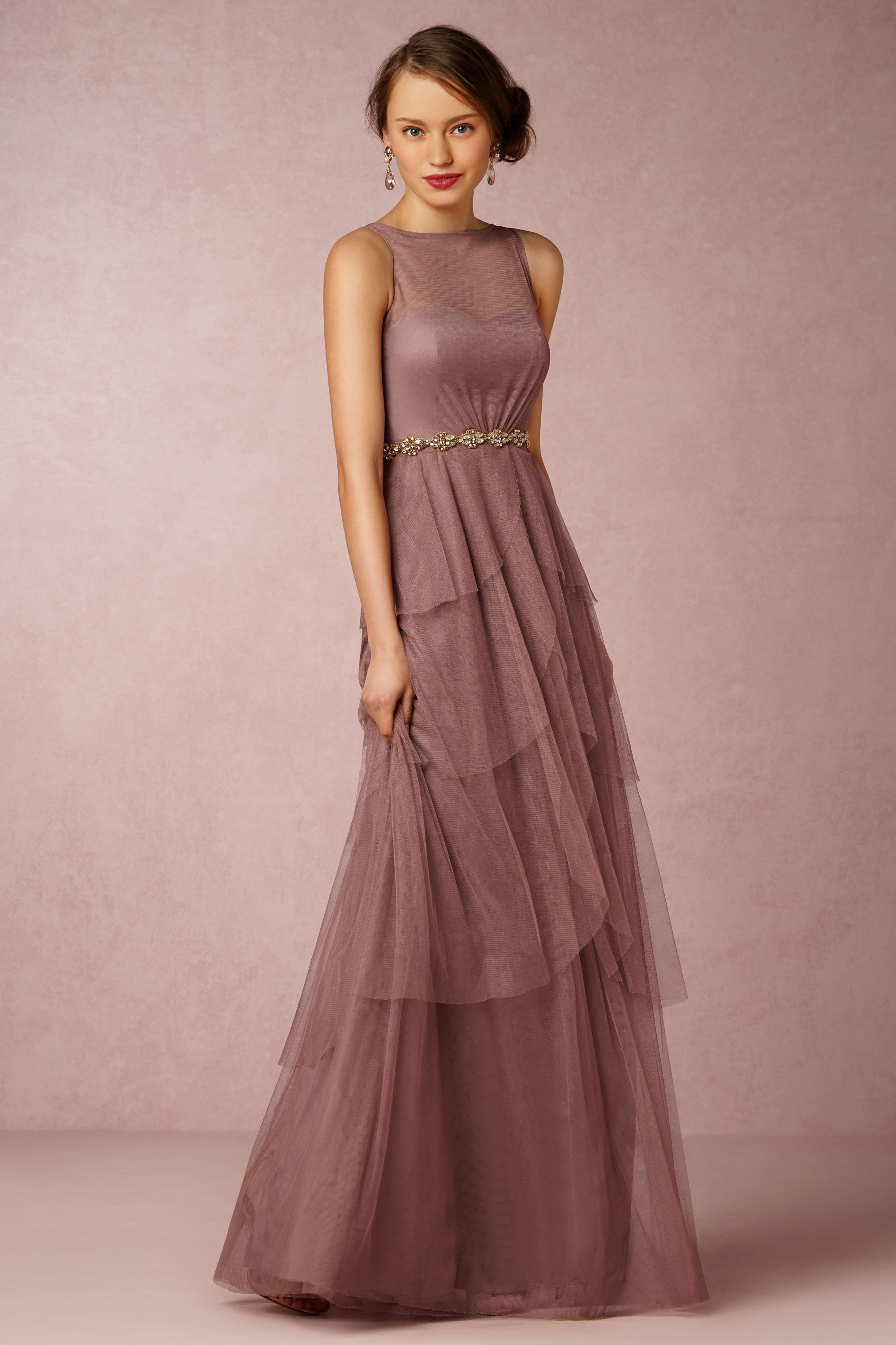 Hyacinth Dress from @BHLDN | outfits and accessories | Pinterest ...