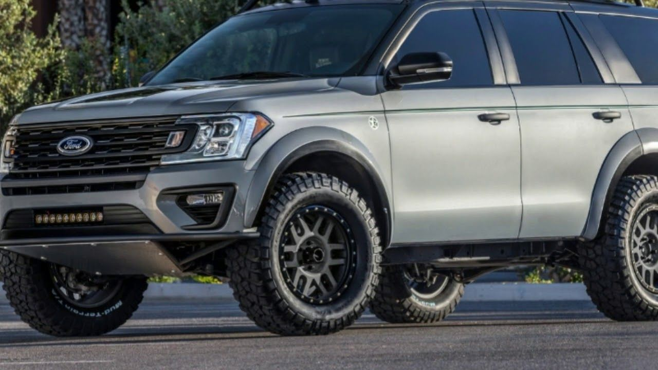 2018 Ford Expedition Platinum Ford Expedition Custom Wheels And Tires Ford Suv