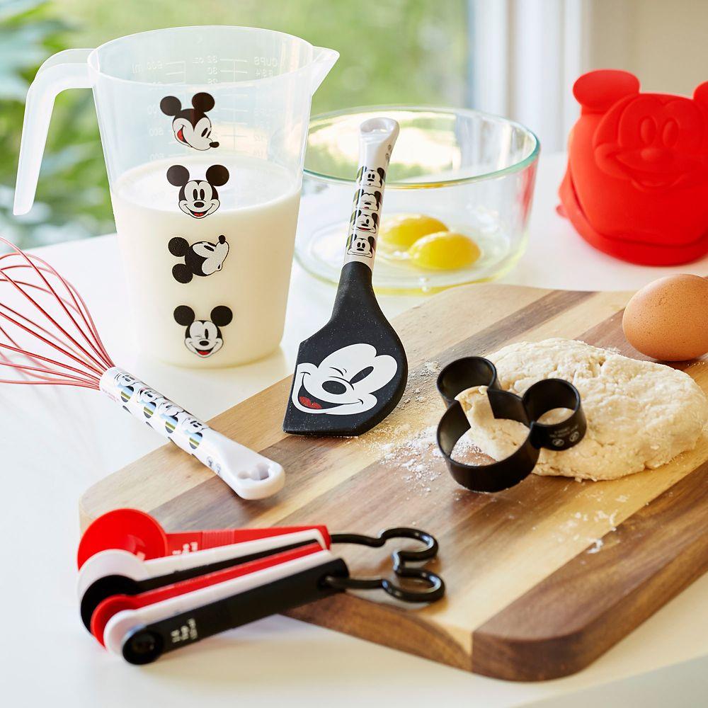 Mickey Mouse Baking Set Disney Eats Shopdisney Mickey Mouse Kitchen Baking Set Mickey Kitchen