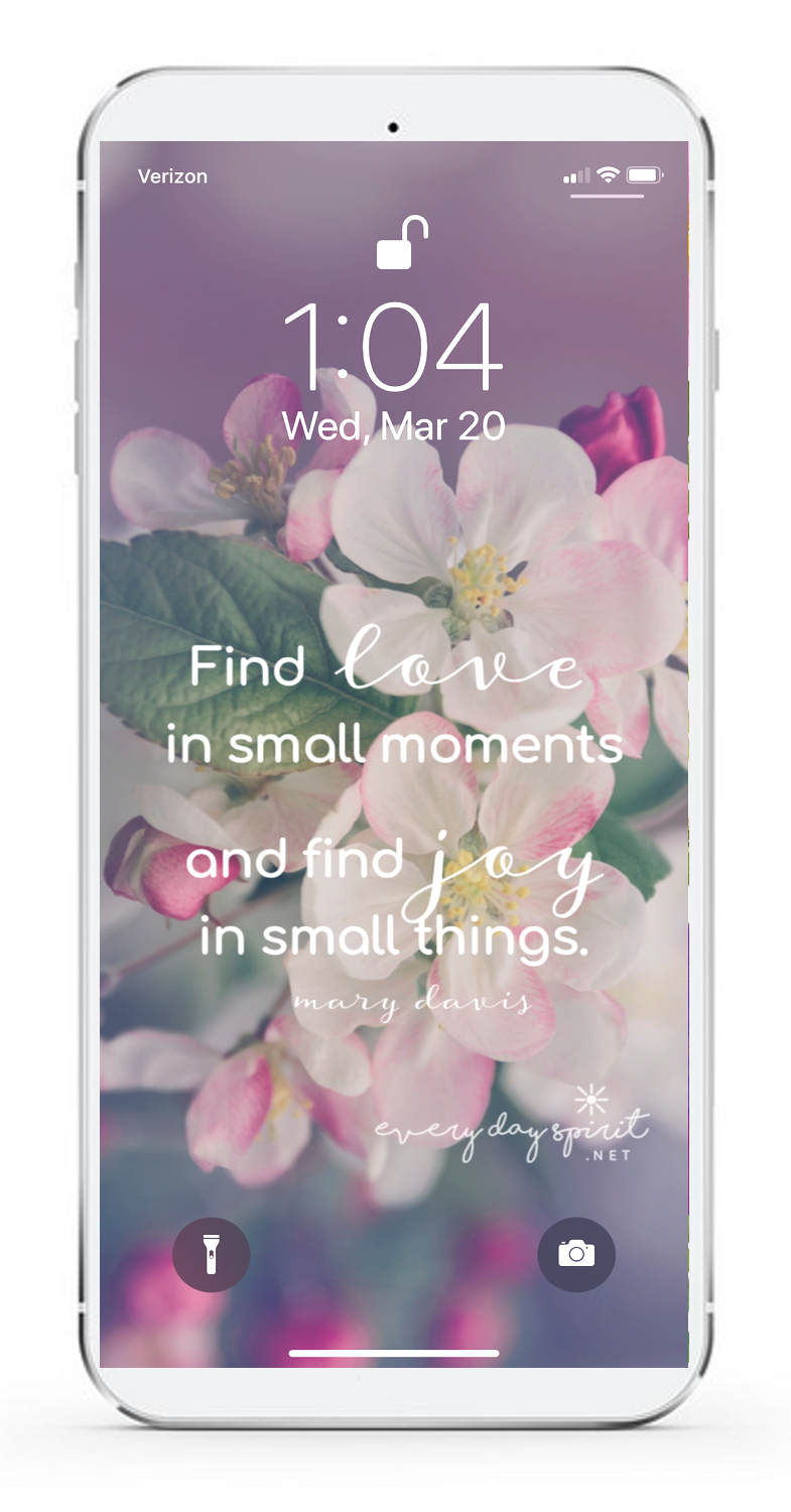 An App Of Over 950 Mobile Phone Wallpapers With Positive Inspirational Messages Uplifting Text Beautiful Backgrounds Ev Finding Joy Mobile Wallpaper Spirit