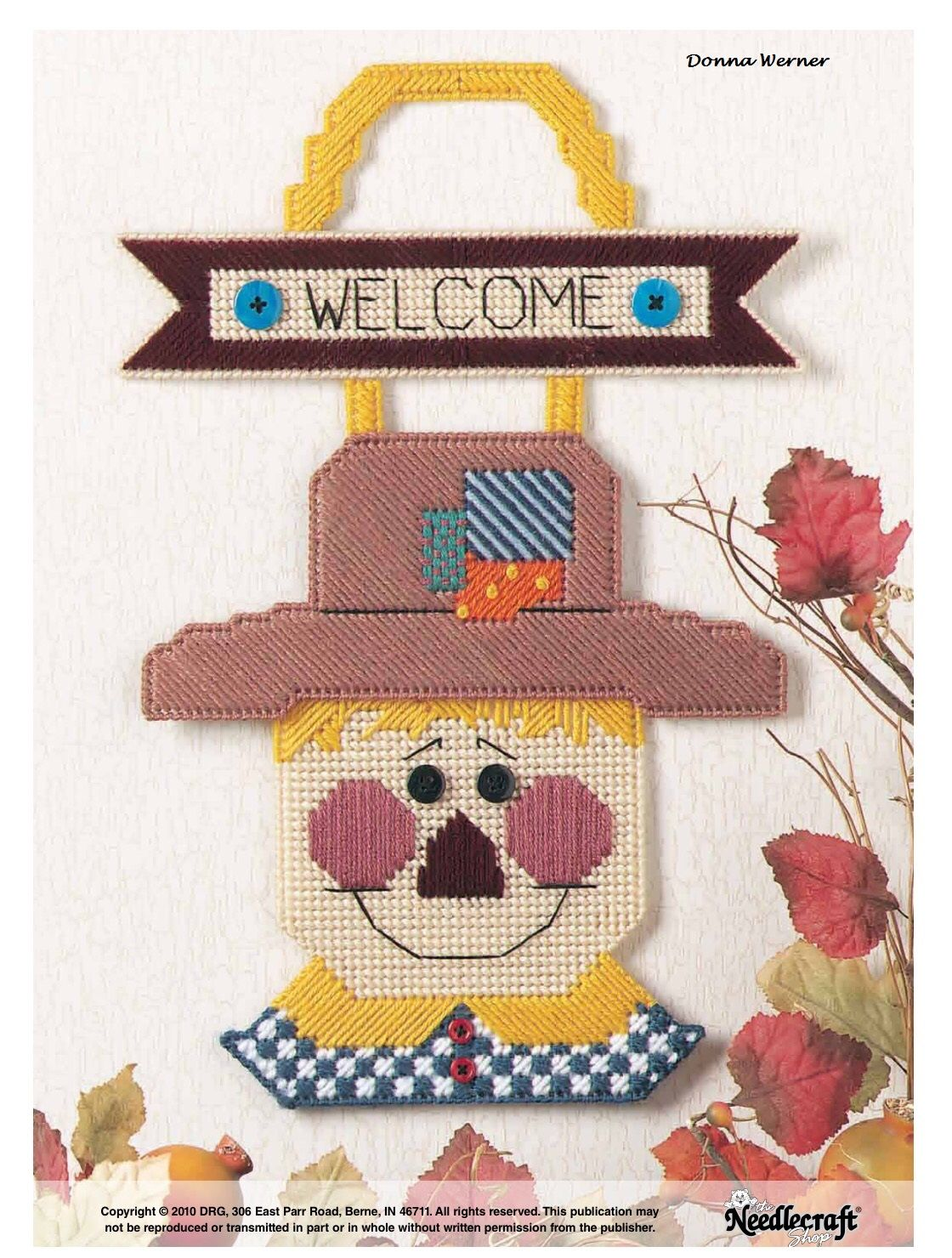 Scarecrow Greetings Pg 1 3