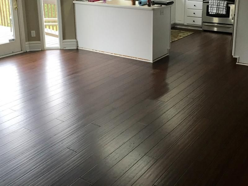 Before And After Bamboo Flooring Strand Bamboo Flooring Flooring