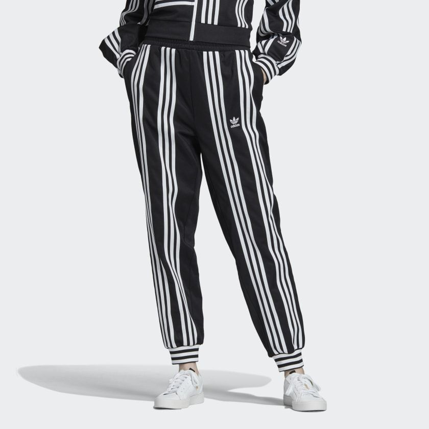 Track Pants Black FJ9310 | Vida byxor, Adidas, Chinos