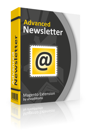 Advanced Newsletter | Magento Extensions | Email templates
