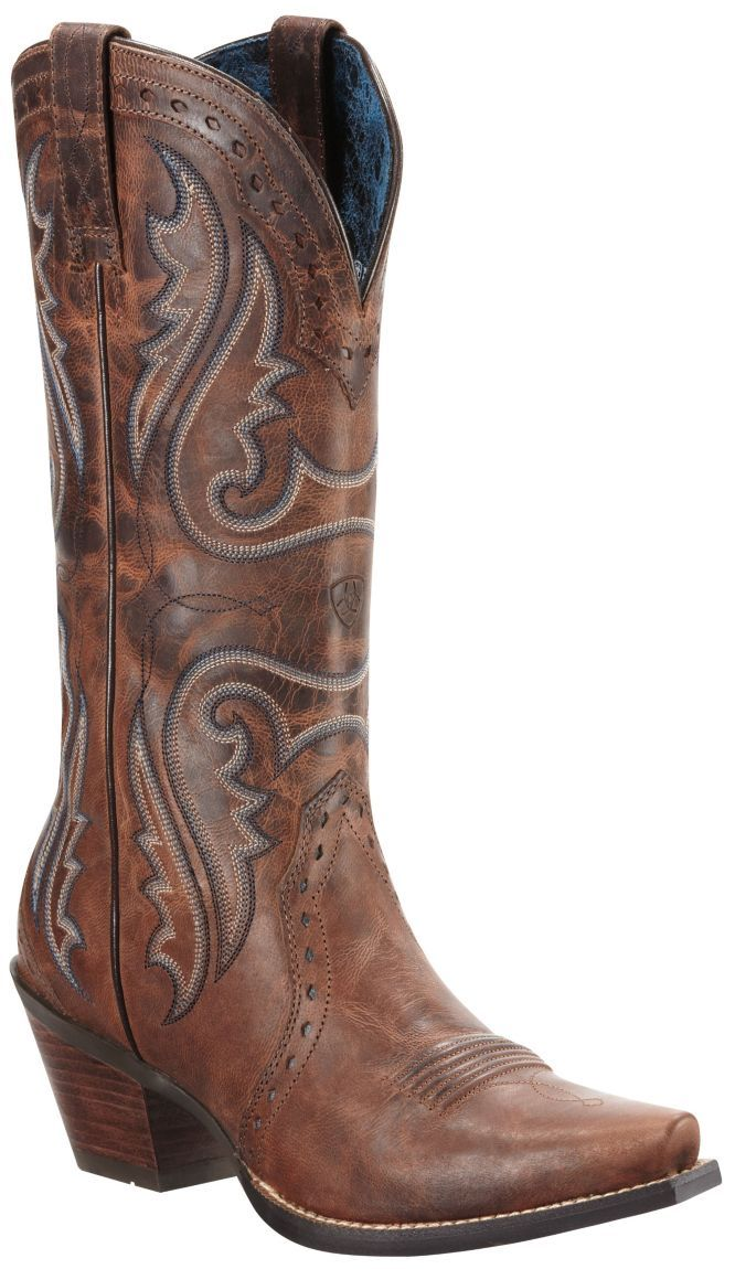 Ariat Heritage Western Cowgirl Boots - Snip Toe available at #Sheplers