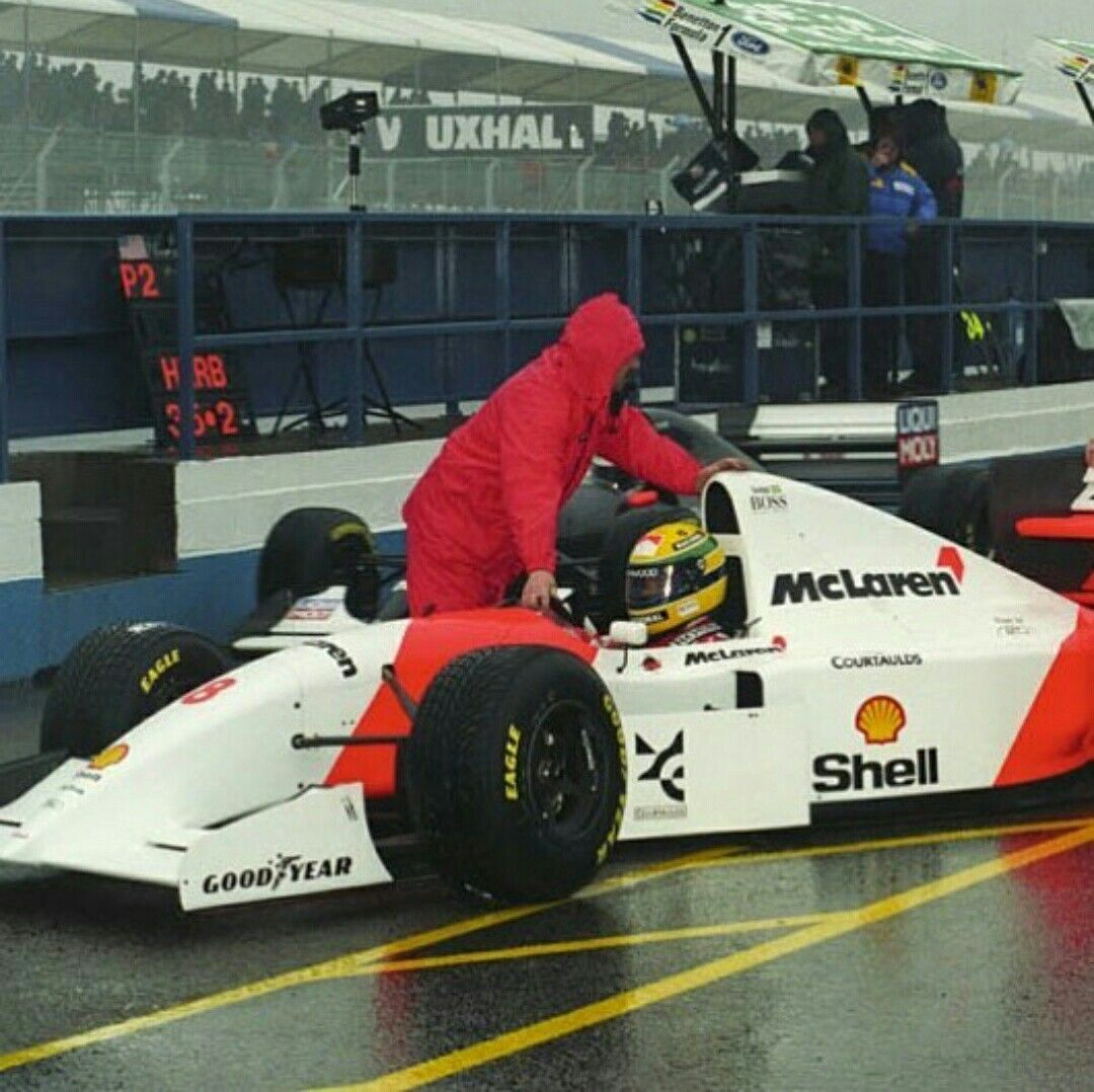 F1 s Best Drives 1 Stewart conquers The Green Hell