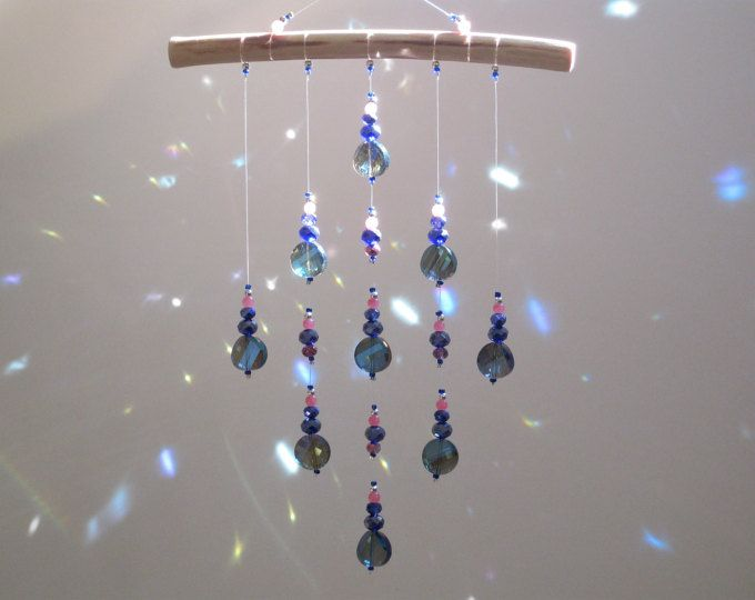 Sun Catcher Mobile Window Wall Decor