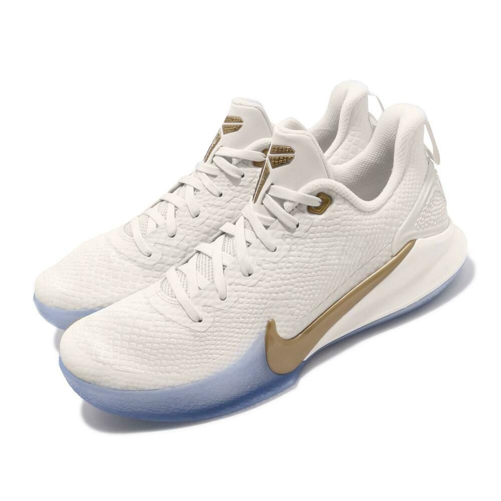 Advertisement Ebay Nike Mamba Focus Ep Kobe Bryant Phantom Gold Men Basketball Shoes Ao4434 004 Basketball Shoes Kobe Kobe Bryant Shoes White Athletic Shoes