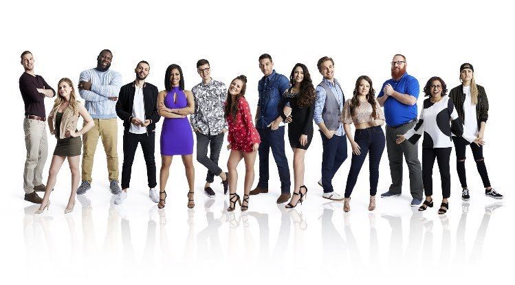 Cast of Big Brother Canada Season 6 BBCAN6 Big brother