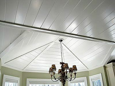 How To Install V Groove Paneling Beadboard Plank Get On Board And Batten Plank Walls Wood Plank Walls Diy House Projects