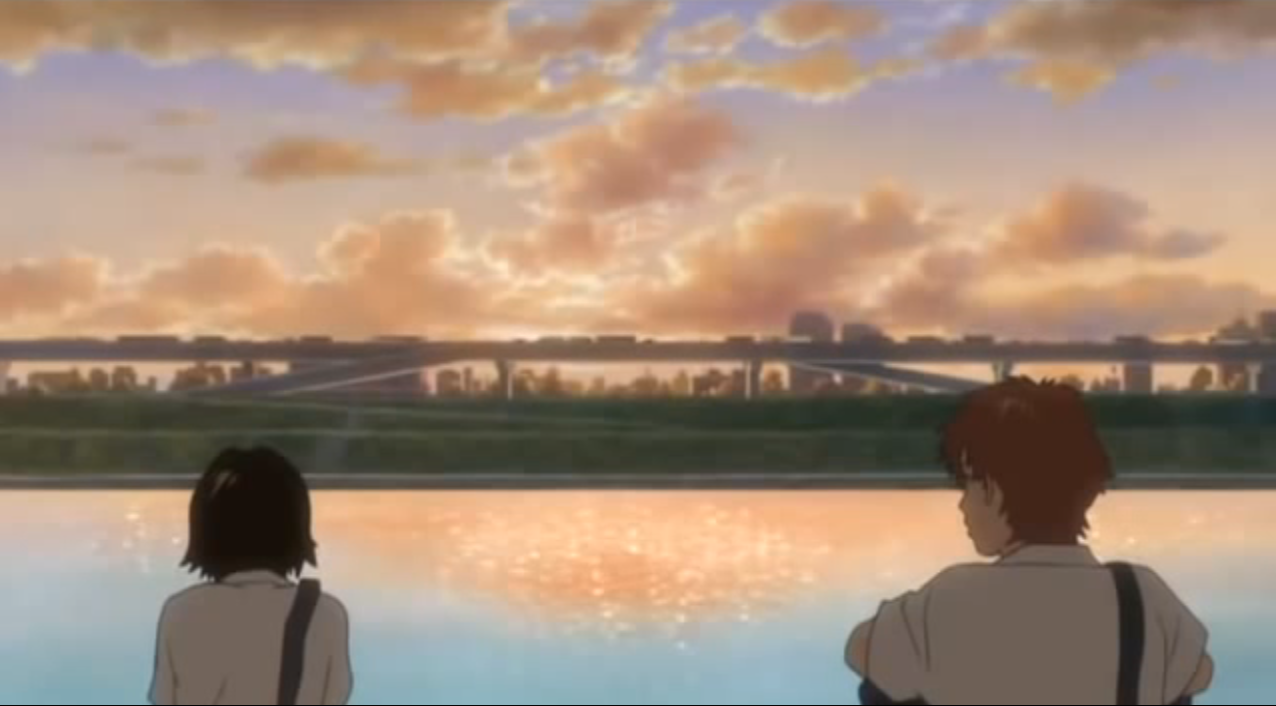 The Girl Who Leapt Through Time Wallpaper High Resolution Its A Screenshot The Girl Who Leapt Through Time