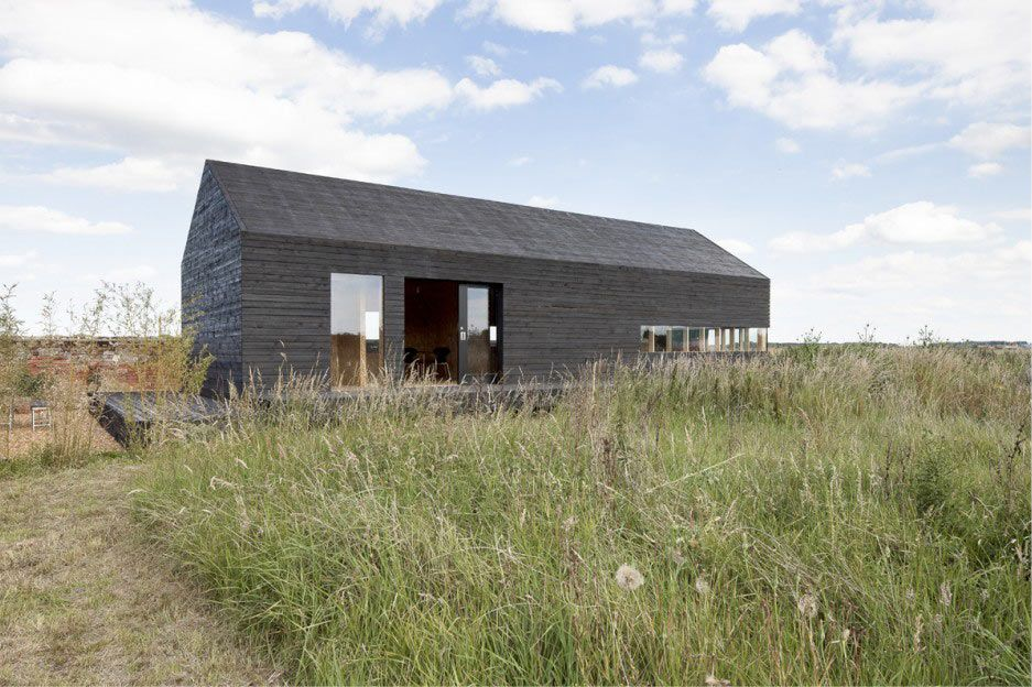 The Stealth Barn, designed and built by Carl Turner Architects