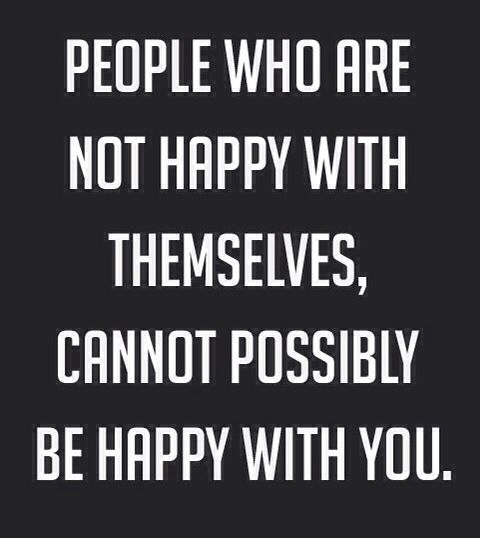 OOOHHH! That explains it! Damn.. Miserable people!! They don't have much to be happy about anyway