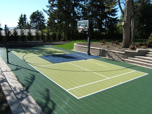 Pickleball Courts In Austin Sport Court Of