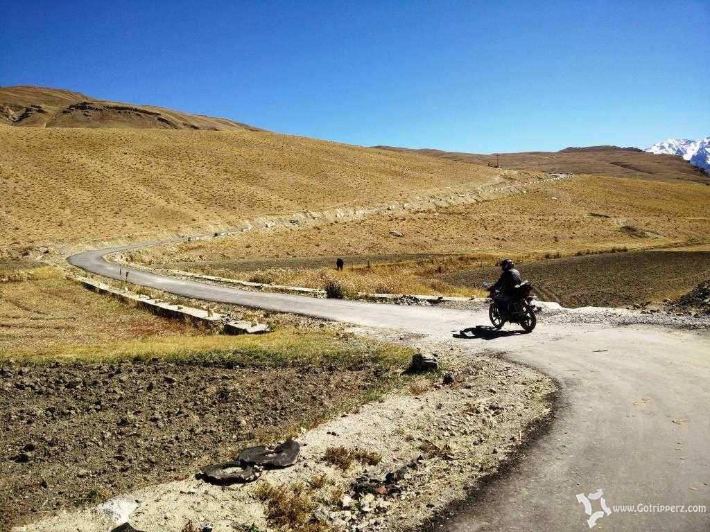 Travel Story Lahaul Spiti Valley Motorcycle Tour 1900kms Road