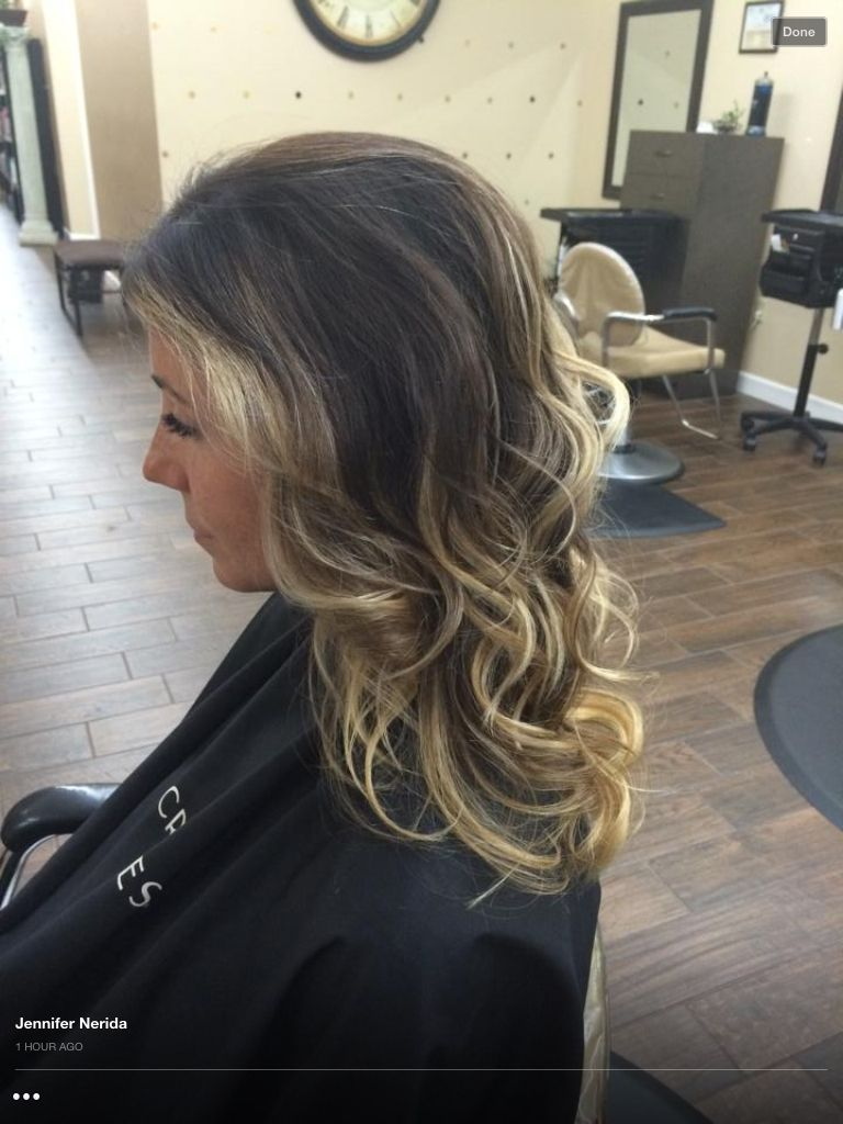 Ombre By Julie Shelly Tasaris Salon Vacaville Ca Special Event Hair Balayage Highlights Long Hair Styles