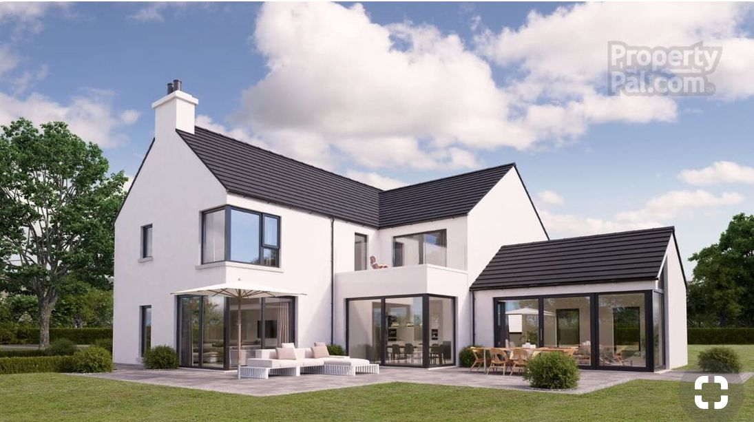 Pin By Lisa Stewart On Home Design In 2020 House Designs Ireland Irish House Plans House Designs Exterior