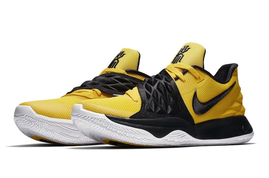 36cdd7fde872 Nike Kyrie 4 Low Amarillo AO8979-700