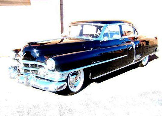 1950 CADILLAC FLEETWOOD 4 DOOR - 62742