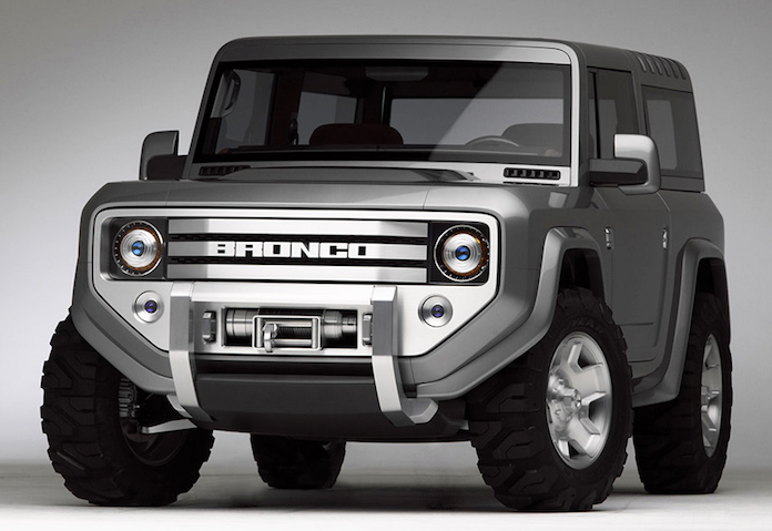2020 Ford Bronco Interior Exterior And Performance
