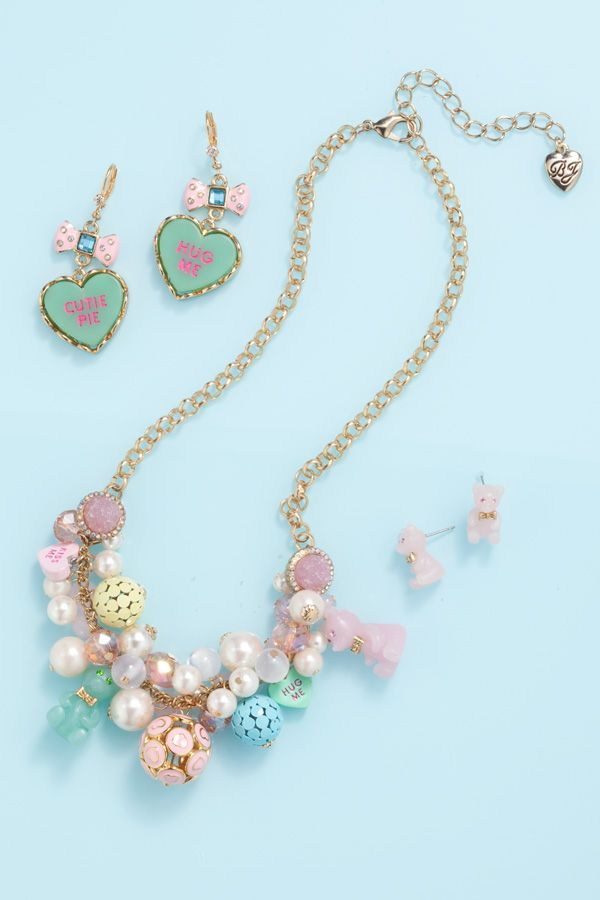 Betsey Johnson Candy Jewelry Collection #belk.com | Beach Bums ...