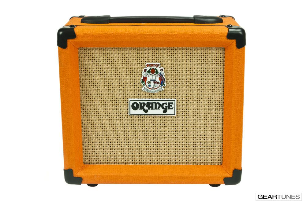 From the GearTunes library of tone ~ the Orange Crush PiX CR12L 1x6 Combo ~ click it to hear it :)