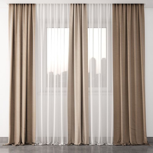 Curtain 3d Model Living Room Decor Curtains Home Curtains Curtains Living Room Modern