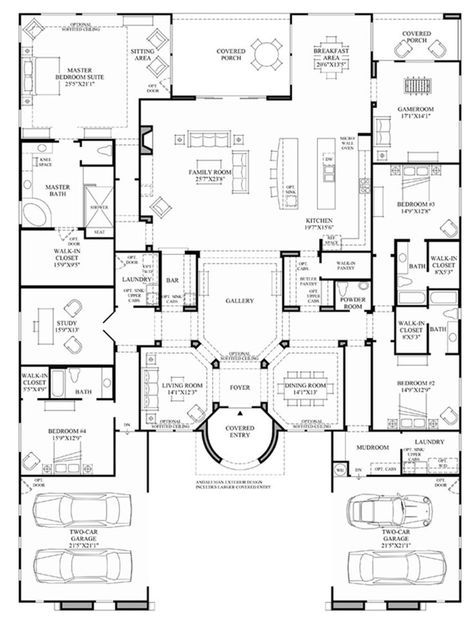 Toll Brothers Palomar Floor Plan Changing to only one laundry – Making Floor Plans