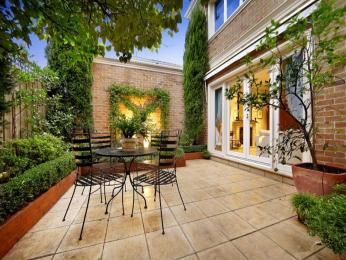 photo of an outdoor living design from a real australian house outdoor living photo 183199 - Backyard Courtyard Designs