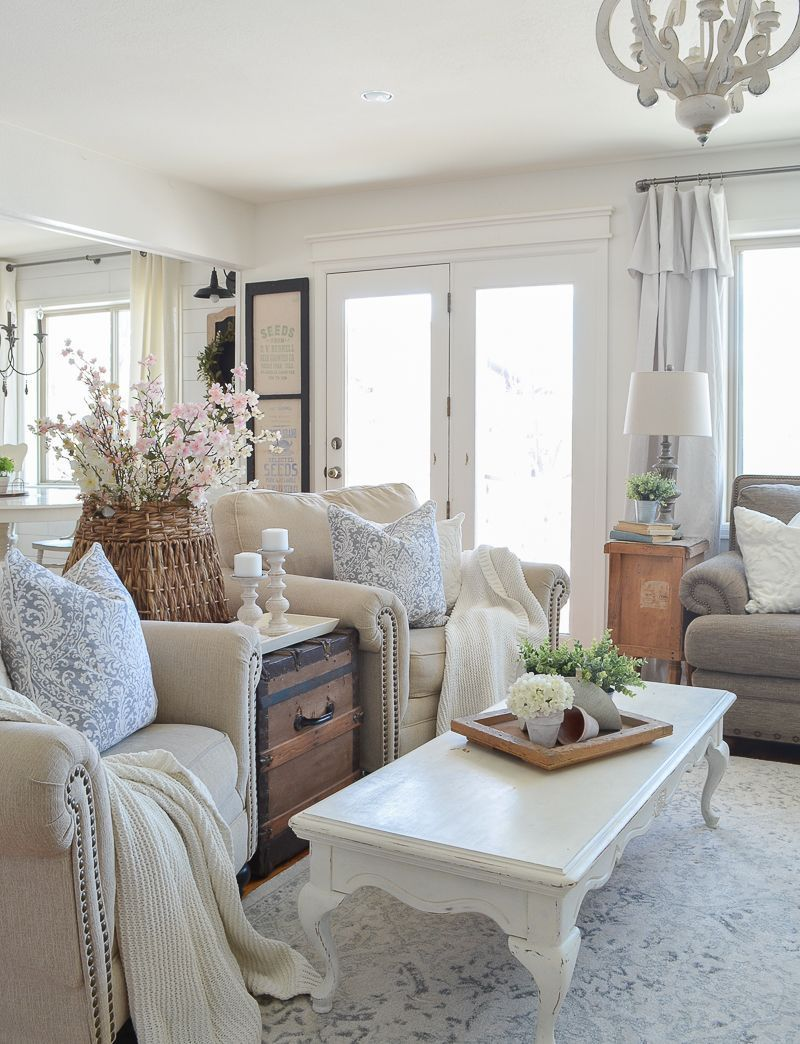 7 Easy And Cozy Living Room Ideas You Ll Curl Up With Farmhouse