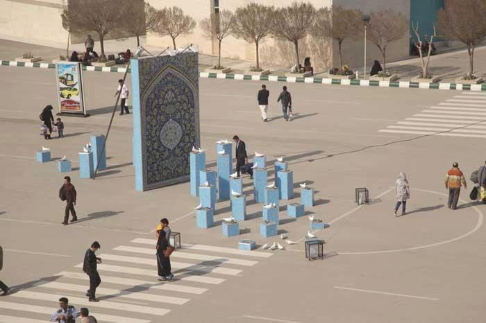 Mashhad in Persian new year