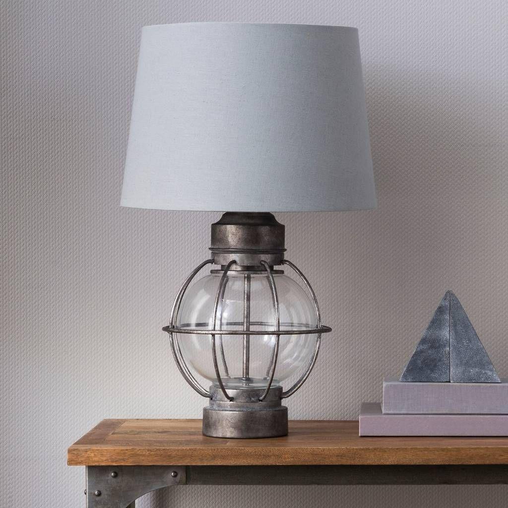 Railway Table Lamp Beekman 1802 FarmHouse™ 50 from