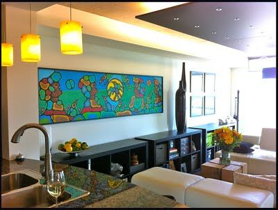 NORVAL MORRISSEAU BLOG: >>> Genuine 'Randy Potter Morrisseau painting' appraised by Mr. Galal Helmy for $100,000