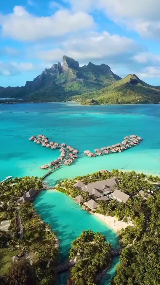 Bora Bora France Video Travel Photography Dream Vacations Destinations Travel Aesthetic