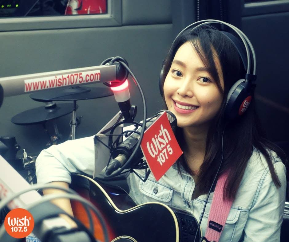 Chlara Sings You Complete Me Live On Wish Fm 107 5 Bus Hd You