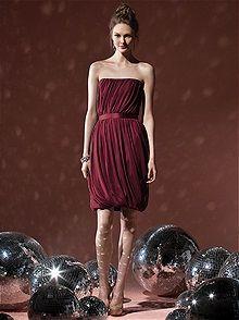 Social Bridesmaids Style 8108 #red #bridesmaid