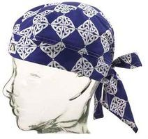 picture about Free Printable Doo Rag Patterns titled How in the direction of Create a Home made Du-Rag Sewing Do rag, Welding cap
