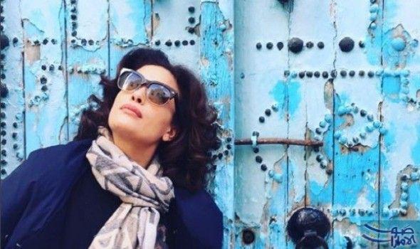 """الفنانة هند صبري تنتظر عرض """"زهرة حلب""""…: نشرت الفنانة هند صبري صورة عبر حسابها على موقع التواصل الاجتماعي """"تويتر"""". وكتبت هند تعليقا على…"""