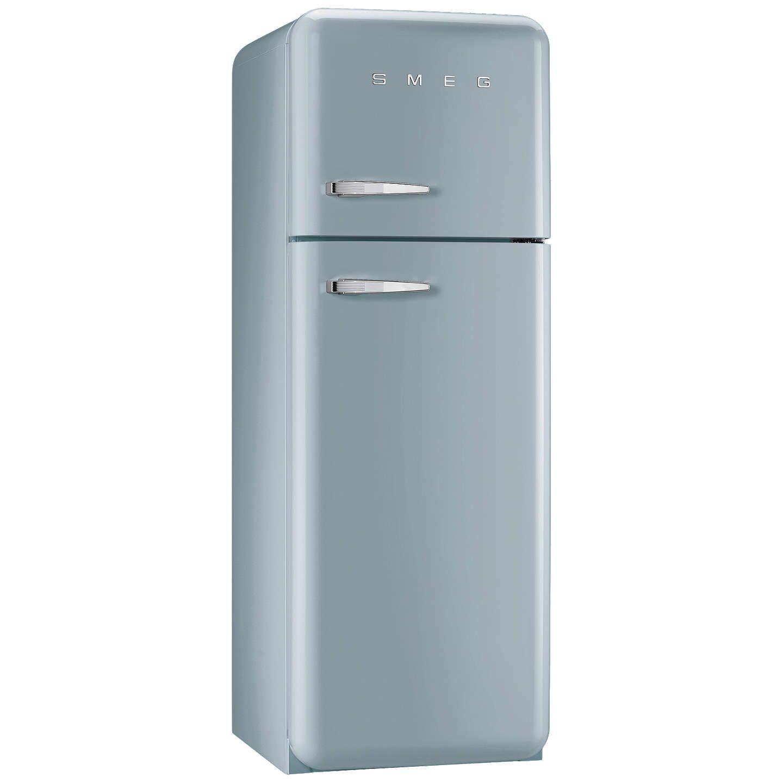 Buysmeg Fab30Rfs Fridge Freezer, A++ Energy Rating, 60Cm Wide, Right Hand