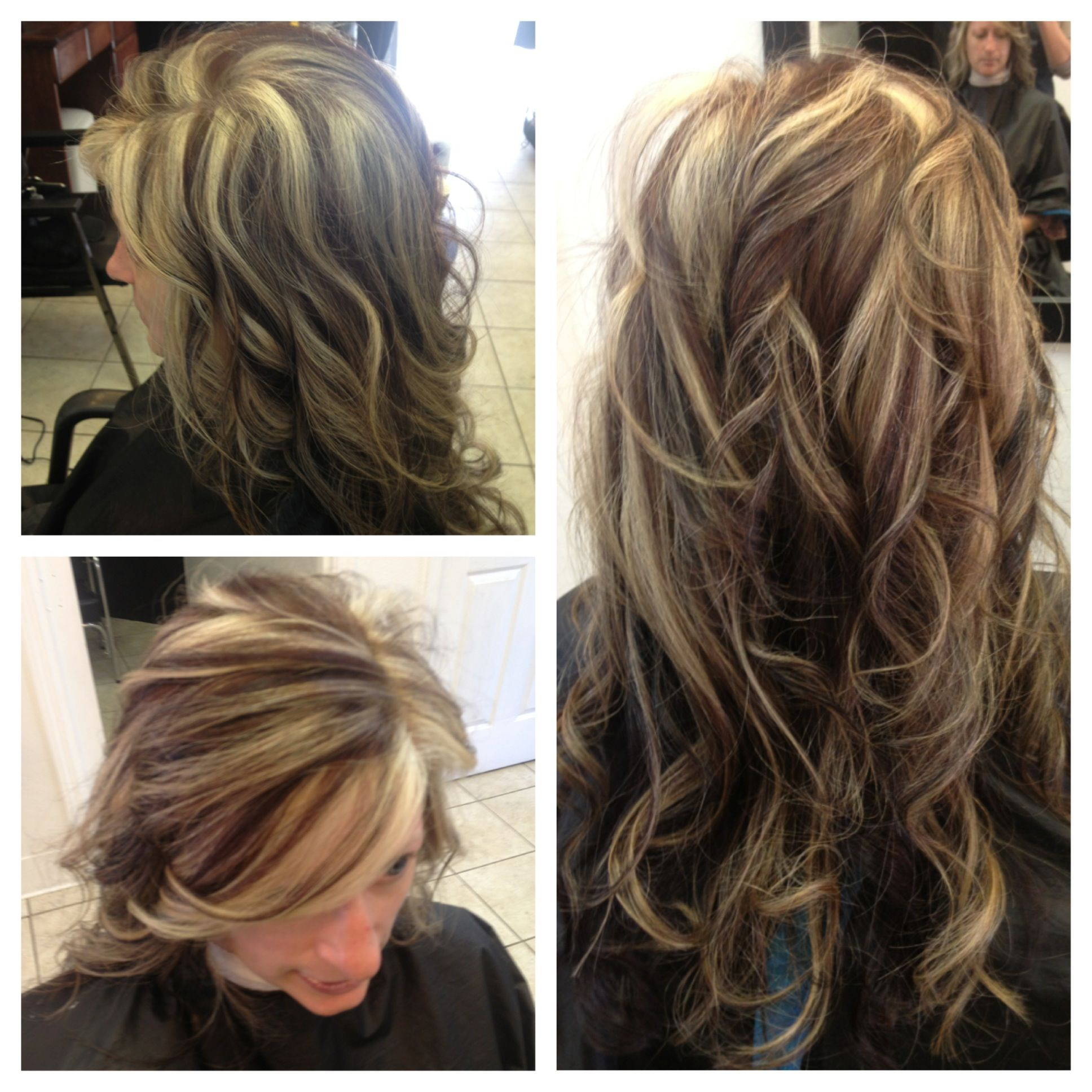 By Cassie Armstead At Forever Yong Salon Redding Ca I Love The