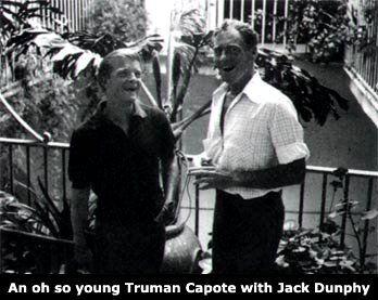 Joanne Carson Truman Capote