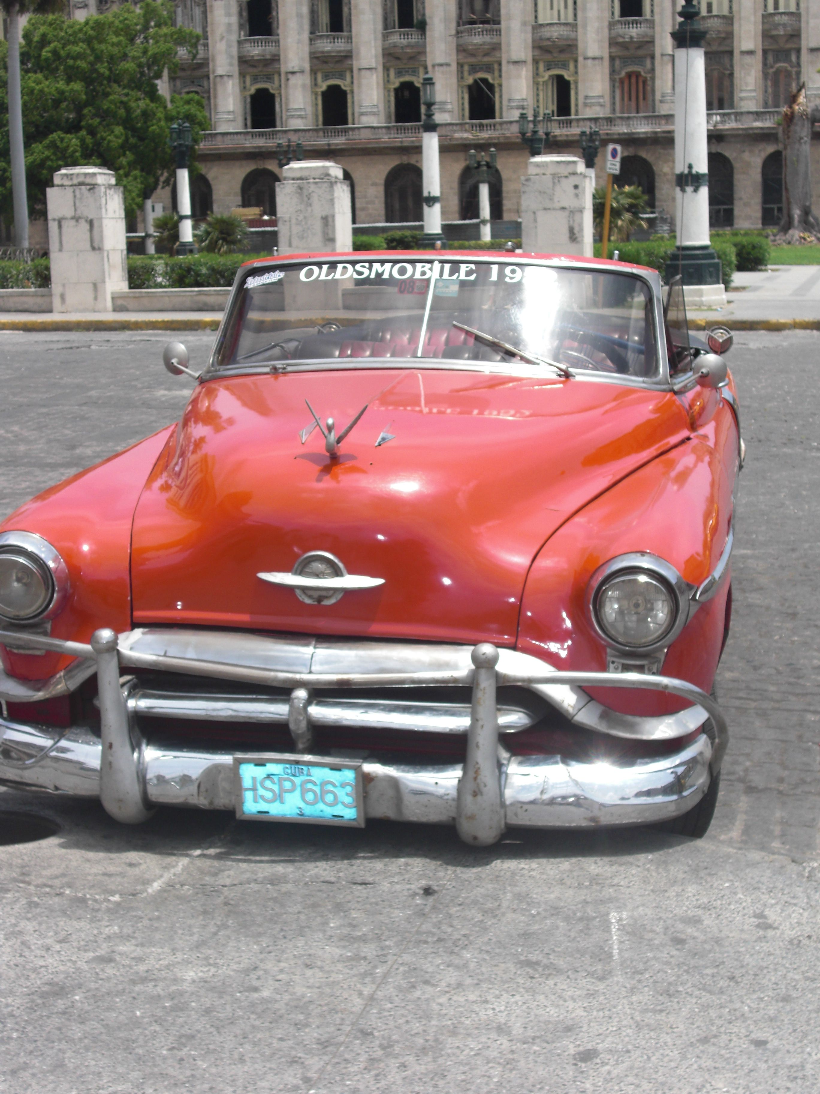 CUBA'S CAR...Re-pin brought to you by agents at #HouseofInsurance #Eugene, Oregon for #carinsurance.